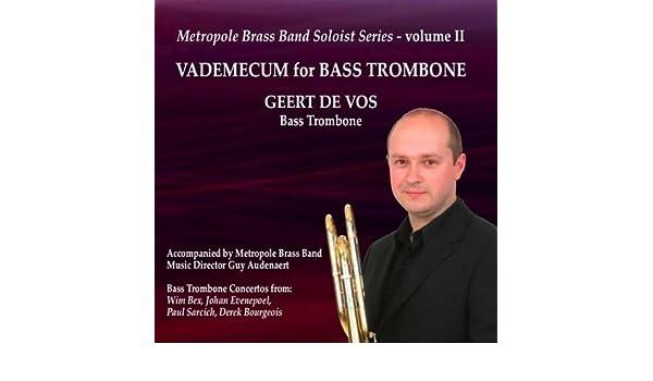 Tantalus j. evenepoel by geert de vos bass trombone on amazon