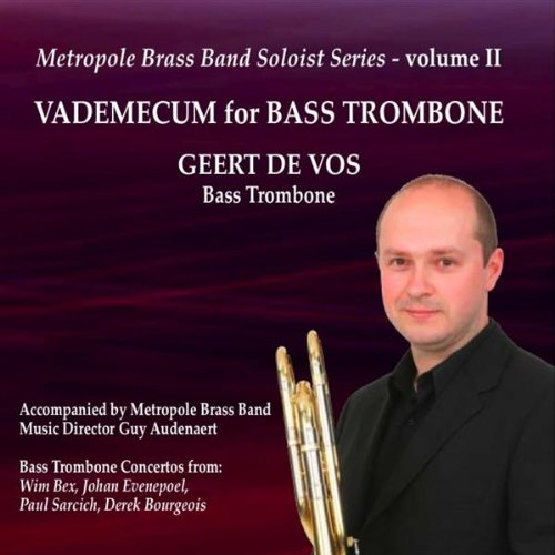 Concerto for Bass Trombone and Band (D. Bourgeois) - 1. Allegro Con (Bass Trombone Concerto)
