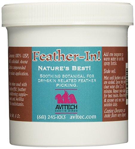 Avitech Feather in Anti Pick Treatment, 8 oz by Avitech
