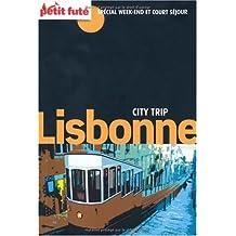 LISBONNE CITY TRIP 2010 : PLAN DE VILLE INCLUS