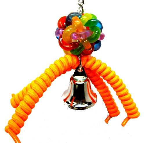 Bonka Bird Toys 818 Wibbly Lace Bird Toy parrot cage toys ca
