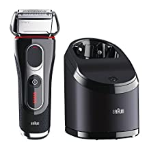 Braun Series 5 5090cc Electric Shaver with Clean & Charge Station