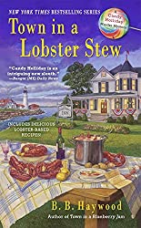 Town in a Lobster Stew: A Candy Holliday Murder Mystery