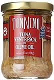 Tonnino Ventrescas In Olive Oil, 6.7-Ounce