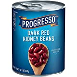Progresso Dark Red Kidney Beans, 19 oz Cans (Pack of 24)
