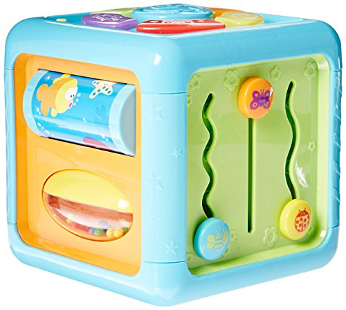 (Small World Toys Side-to-Side Discovery Cube)