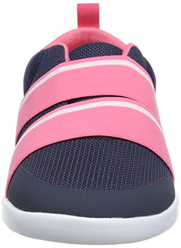 Sneaker Nvy Slip 1 Donna SPW Avenir Blu Pnk Lacoste 118 q5XwT8Axn6