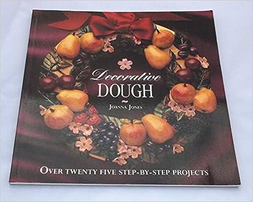 Book Decorative Dough