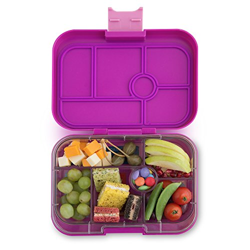 yumbox leakproof bento lunch box container bijoux purple for kids desertcart. Black Bedroom Furniture Sets. Home Design Ideas