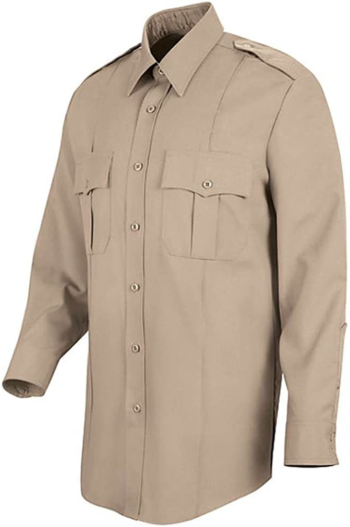 Silver Tan Horace Small Deputy Deluxe Shirt 1633