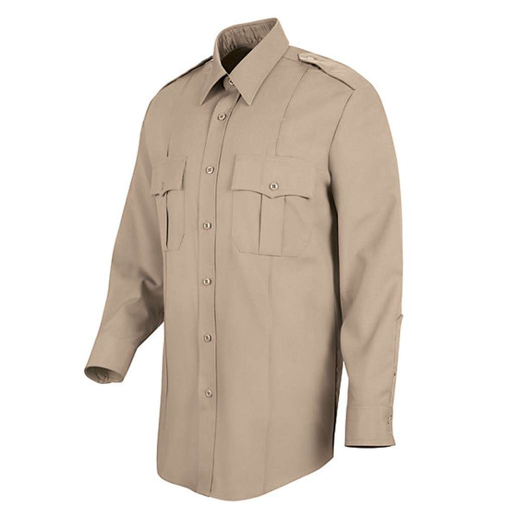 Silver Tan 18535 Horace Small Deputy Deluxe Shirt