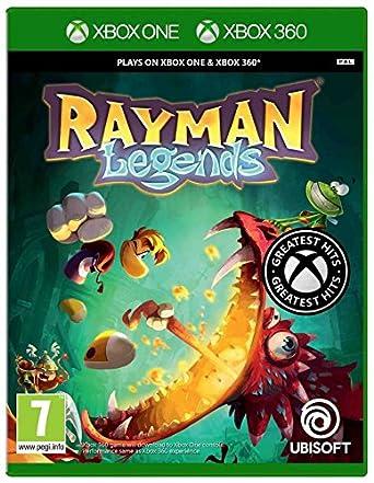 Ubisoft Rayman Legends Xbox 360 Juego Xbox 360 Xbox 360