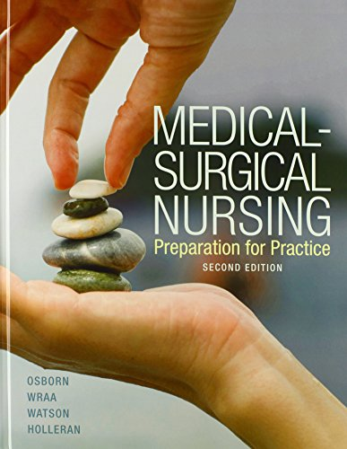 Medical-Surgical Nursing (2nd Edition) by Prentice Hall