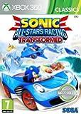 Sonic And All Stars Racing Transformed: Classics [Importación Inglesa]