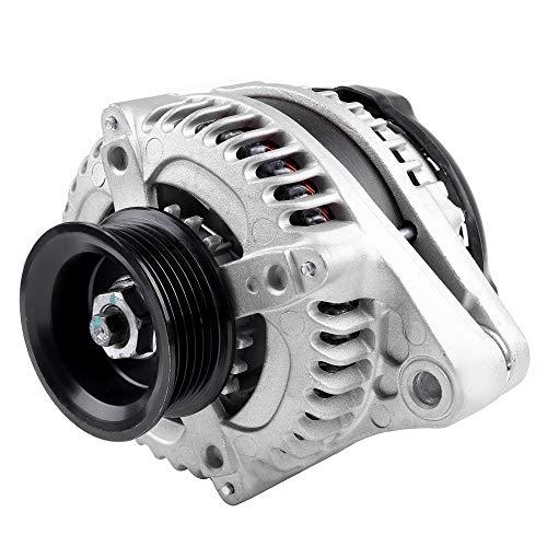 SCITOO Alternators Compatible fit for 11099 for Acura MDX RL TL Honda Odyssey Pilot Ridgeline 3.2L 3.5L 3.7L 130A S6 ()