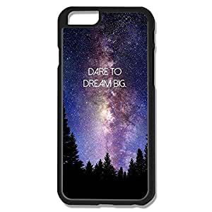 Dare Dream Big Safe Slide Case Cover For Apple Iphone 6 Plus 5.5 Inch - Style Case