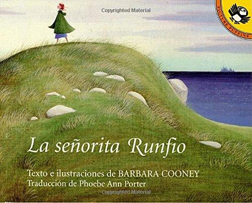 La Senorita Runfio (Picture Puffins) (Spanish Edition) [Barbara Cooney] (Tapa Blanda)