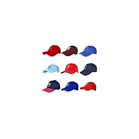 200ded9cbcc New Official Football Team Baseball Cap s (QPR (Blue))  Amazon.co.uk   Sports   Outdoors