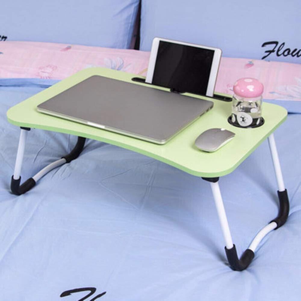 SMEJS Mesa de escritorio for computadora portátil, escritorios de ...