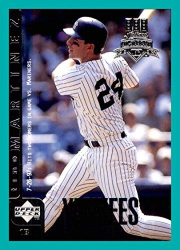 (1998 Upper Deck #460 Tino Martinez NEW YORK YANKEES)