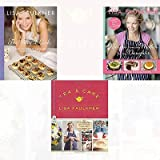 Lisa Faulkner 3 Book Bundles Collection- The Way I Cook[Hardback],Tea and Cake with Lisa Faulkner[Hardback],Recipes from my Mother for my Daughter[Paperback]