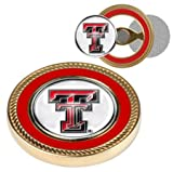 Texas Tech Red Raiders NCAA Challenge Coin & Ball Markers