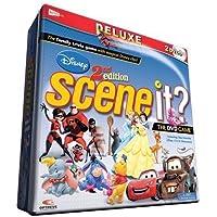 Scene It? Deluxe Disney 2nd Edition