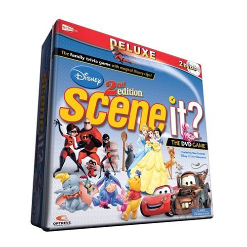 2nd Edition Scene - Scene It? Deluxe Disney 2nd Edition