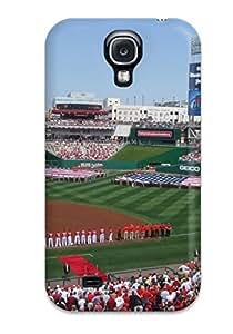 1251558K373753218 washington nationals MLB Sports & Colleges best Samsung Galaxy S4 cases