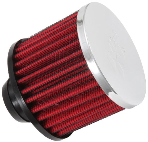 K&N 62-1490 Vent Filters (Valve Vent Cover)