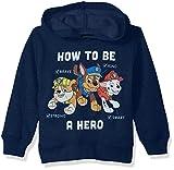 Nickelodeon Boys' Toddler Paw Patrol Pullover Fleece Hero, 2T