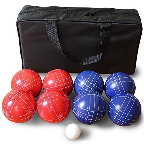 Driveway Games 90mm Backyard Bocce Set. 8 Balls