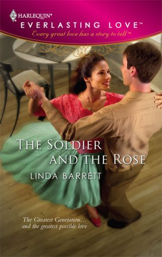 book cover of The Soldier and the Rose