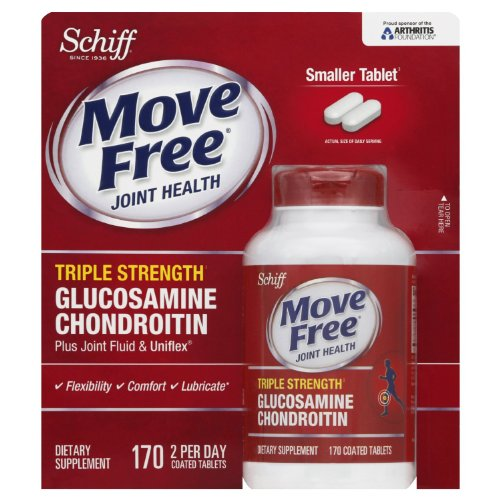 Schiff Move Free Advanced Total Joint Health dietary supplem