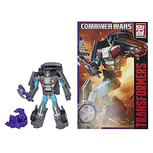 Transformers Generations Combiner Wars Deluxe Class Deception Off Road Figure