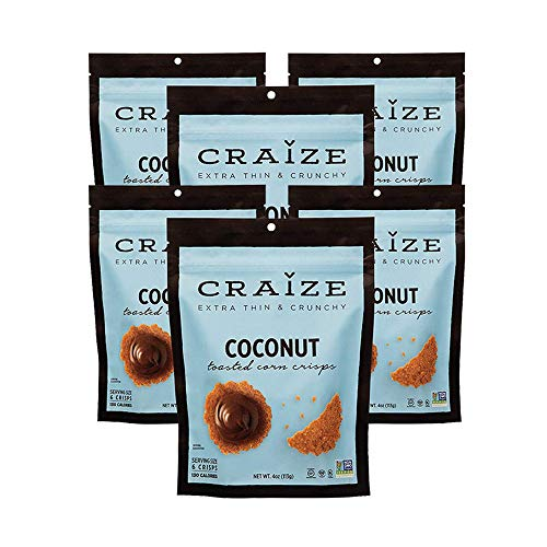 Expert choice for island lava coconut crisps
