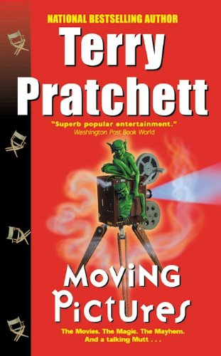 book cover of Moving Pictures
