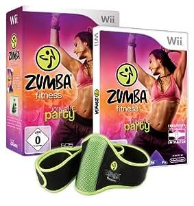 Zumba Fitness - Join the Party inkl. Hüftgürtel [Importación alemana]