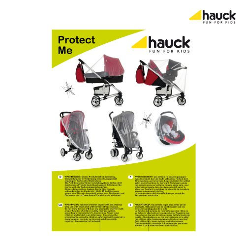 Hauck Protect Me Mosquito Net by Babyland (Image #3)