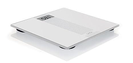 LAICA PS1054 Báscula de baño electrónica. Mide el peso hasta 180 kg. Elegante