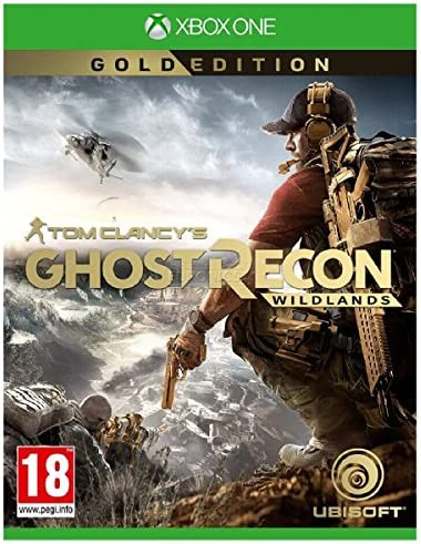 Ubisoft Tom Clancys Ghost Recon Wildlands Gold Edition, Xbox One ...