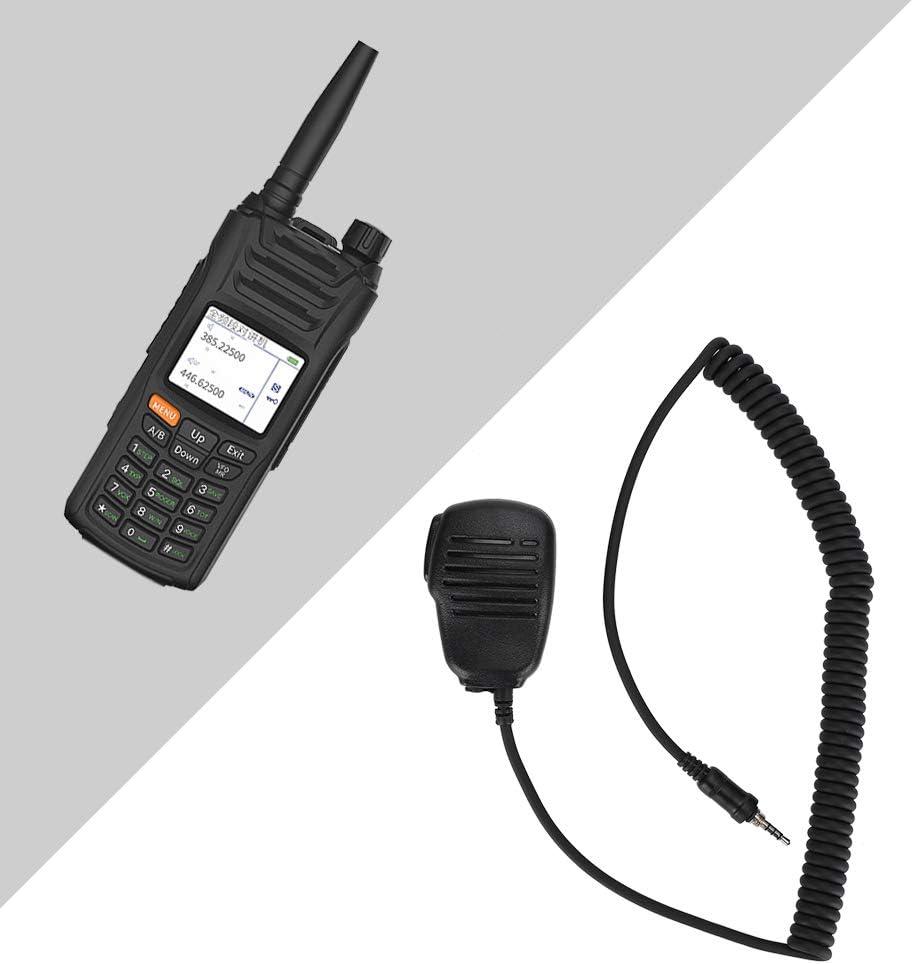 VX-710 VX-246 VX-7R VX-127 etc VX-700 VX-270 VX-177 VX-6E VX-170 Micr/ófono de Altavoz para Yaesu Vertex Walkie Talkie VX-6R VX-7E VX-120