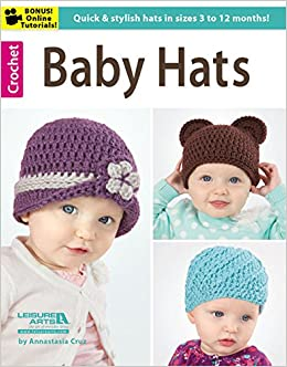 Buy Baby Hats Book Online at Low Prices in India  6f7a2fb1c58