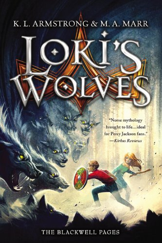 Loki's Wolves (Blackwell Pages)