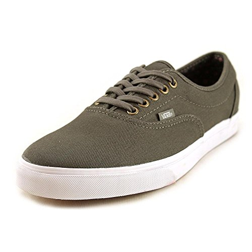 Vans Authentic Lo Pro - Zapatillas de skate unisex (Geo Suiting)Chrcl Twill