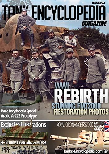 Tanks Encyclopedia Magazine, #2