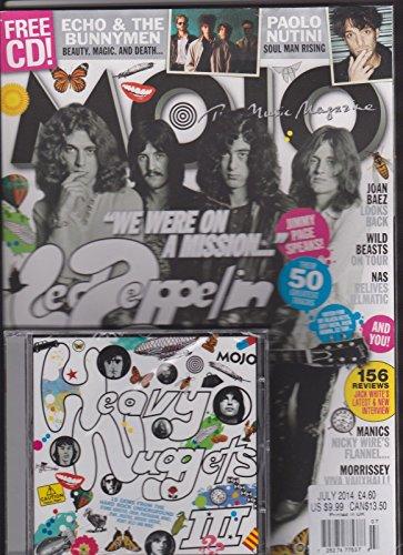 MOJO Magazine & FREE CD