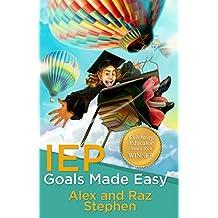IEP Goals Made Easy