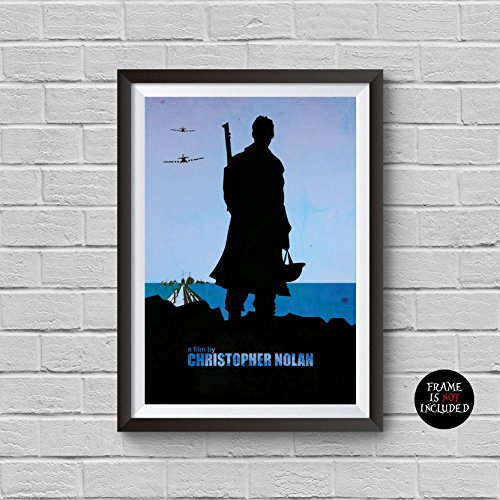 Dunkirk Minimalist Poster A Christopher Nolan Alternative Mo