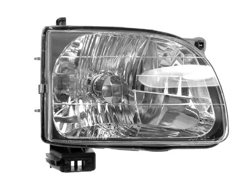 Eagle Eyes TY682-B001R Toyota Passenger Side Head Lamp Assembly